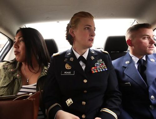 'Transmilitary' doc sets out to 'change hearts and minds'